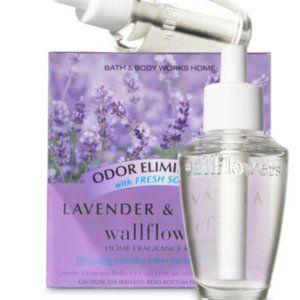 Lavender Vanilla Wallflower Plug Refills - 2 Pack